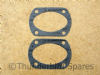 Sump Gasket, Pair,Triumph, All Pre-Unit Models, 1939-1962, 70-0487